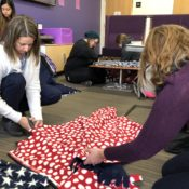 Westminster community honors Veterans Day through service