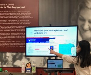 Dumke Center teaches students how to be politically engaged post-midterm elections