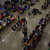 Annual ski swap raises money for Westminster's alpine ski team