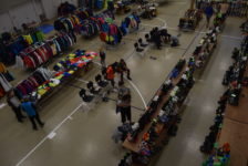 Annual ski swap raises money for Westminster's alpine ski team