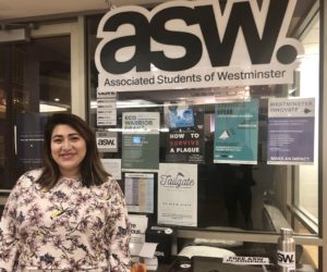 ASW President reflects on Fall 2018 semester, sets goals for Spring 2019