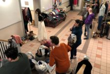 Gender-affirming wardrobe event helps people express identity organizers say