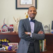 Chief diversity officer leaves college, lasting legacy