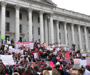 Attendees stories: community stands together at Women's March on Utah 2019