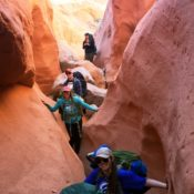 Outdoor Program provides students with affordable outdoor experiences