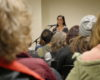 Poetry series celebrates 25 years with overflowing crowd