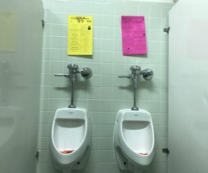 News about the Loo posters effective way to reach students, Career Center staff says