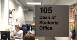 Opinion: The Dean of Students Office isn't Westminster's principal's office