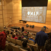 Guest speaker shares a different look at the contributions of American Muslims