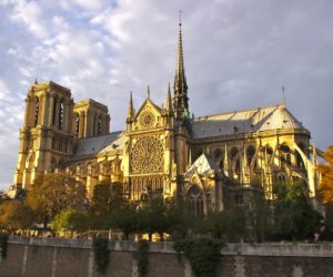 Notre Dame fire: a tremendous lost, an opportunity