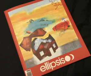 Ellipsis celebrates 55 editions with poetry series event