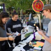 Students unwind at Art Festival after hectic start to fall semester