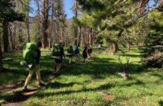 Thin Mints, Tagalongs and intentionality in the outdoors