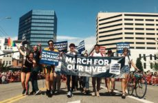 Westminster and Utah students advocate, lobby against gun violence
