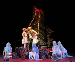 Salt Lake's Classical Greek Theatre Festival brings story of Prometheus to Westminster