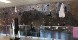 Despite free membership opportunities, students look off-campus for climbing options