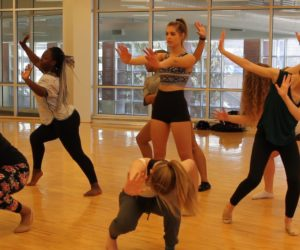 From competition to community, dance team has it all