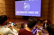 Westminster Thinks Big opens conversations on campus
