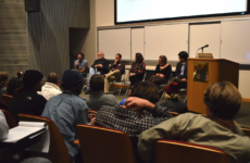 Climate change effects need to be addressed, say panelists