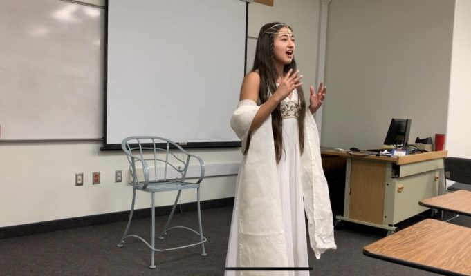 Westminster student creates first Spanish-speaking Shakespeare team in Utah
