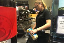 Erika Lintvedt: the professional barista