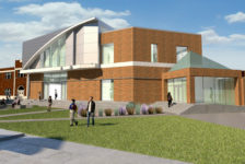 Florence J. Gillmor Hall to break ground Spring semester