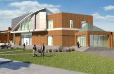 Florence J. Gillmor Hall to break ground Spring semester