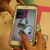 Students say social media expresses character, identity as new art form