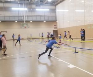 Students say National Girls and Women in Sports Day encourages girls to 'explore sports options'