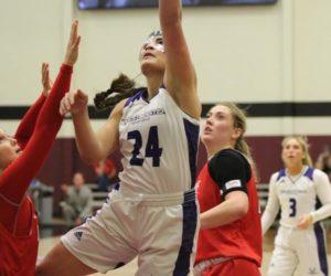 Women's basketball advances to finals, will face #1 team
