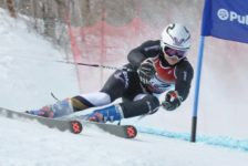 Women get third, men fourth at alpine ski championship