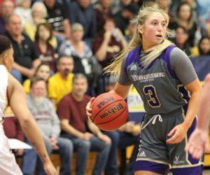Women's basketball ends regular season with loss in RMAC final