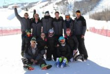 Griffins celebrate National Collegiate All-Academic Ski Team qualifications
