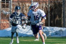 Men's lacrosse player named RMAC All-Academic Player of the Year