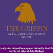 From the Editors: Here are our top 5 posts from The Westmini Griffin