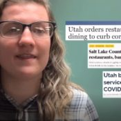 WATCH: Students celebrate 21st birthdays in quarantine
