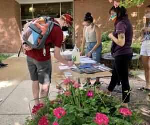 Center for Centers' 'Meet a Friend' event encourages student engagement
