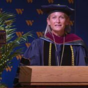 Speakers emphasize resilience, seizing opportunities in first-ever virtual convocation