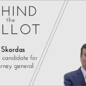 Behind the Ballot: Democrat vies for attorney general, promising to 'pay attention to what voters want'