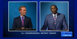 Partisan lines blur as candidates vie for 4th Congressional District