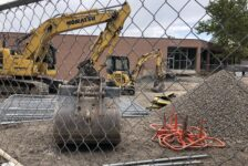 Jewett Center expansion project has students excited, worried