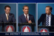 Candidates quarrel on healthcare, pandemic response in Monday debate