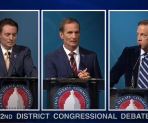 Candidates quarrel on healthcare, pandemic response in Monday debate