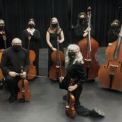 Students reflect on performing without live audience during Winter Music Festival