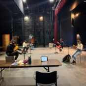 Student actors explore gaslighting in online radio show