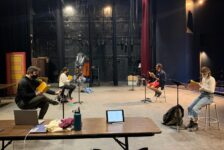 Student actors explore gaslighting in online radio show