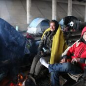At Camp Last Hope, community protects unsheltered people