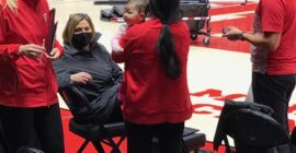 University of Utah volleyball coach balances time management, full-time job after giving birth during pandemic