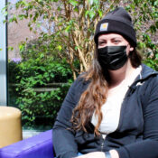 Public health student studies, tracks, supports fight against COVID-19