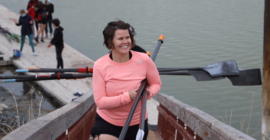 Rowing meets the Great Salt Lake: How 1 woman is sharing her love for the sport